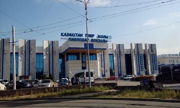 ЖД Вокзал ЖД вокзал Павлодар